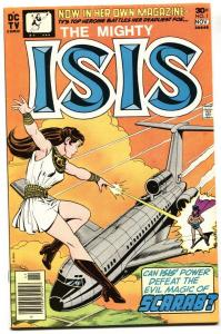 Isis #1-1976-First issue-DC-Comic Book-Shazam VF