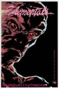 ELEMENTALS #2, VF+, Comico, 1984, Bill Willingham, Fire, V 1