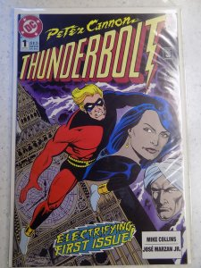 PETER CANNON THUNDERBOLT # 1