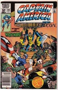 Captain America   vol. 1   #256 VG