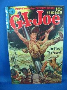 G I JOE vol 2 # 10 VF-  ZIFF DAVIS 1952