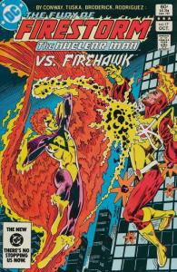 Fury of Firestorm, The #17 VF/NM; DC | save on shipping - details inside