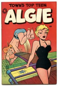 Algie #3 - Spicy Swimsuit cover- Ben Brown Art- VF