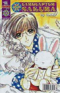 Cardcaptor Sakura Comic #18 VF/NM; Mixx | save on shipping - details inside