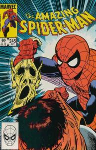 Amazing Spider-Man, The #245 VF/NM; Marvel | save on shipping - details inside