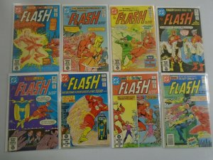The Flash lot 38 different from #301-344 8.0 VF (1981-85 1st Series)