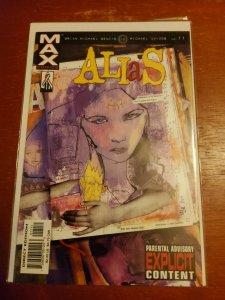 Alias (JP) #11 (2002)