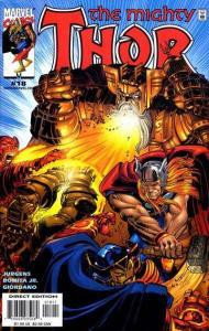 Thor (1998 series) #18, NM + (Stock photo)