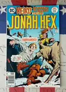 Weird Western Tales #38 JONAH HEX 1977 VF VINTAGE Gift Collectible BUY IT