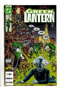 Green Lantern (PL) #7 (6/93)  YY3