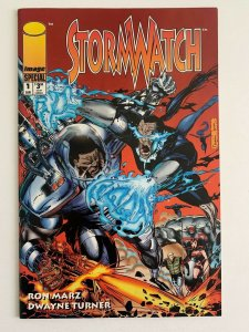 STORMWATCH SPECIAL #1 1994 Image Comics VF+