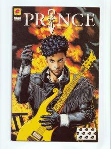 Prince: Alter Ego #1 1st Print Brian Bolland Piranha Music / DC Comics 1991 NM-