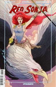 Red Sonja (Dynamite, Vol. 3) #6A VF/NM; Dynamite | save on shipping - details in