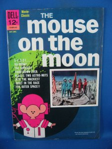 THE MOUSE ON THE MOON F VF PHOTO CVR DELL