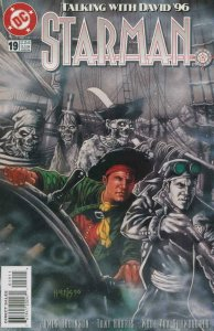 STARMAN #19, NM, Tony Harris, DC, 1994 1996  more DC in store