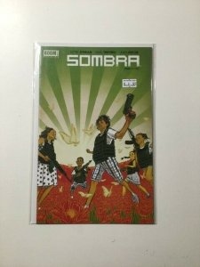 Sombra #4 (2016) HPA
