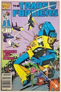 TRANSFORMERS#16 VF/NM 1985 MARVEL COMICS