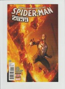 Spider-Man 2099 #7 NM 2016 DW520