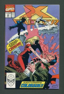 X-Factor #54  /  9.4 NM - 9.6 NM+  / May 1990