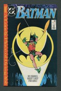 Batman #442 / 9.6 NM (1st Tim Drake Robin) December 1989