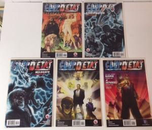 Coup D'etat 1-4 Complete Near Mint Lot Set Run Plus Extra