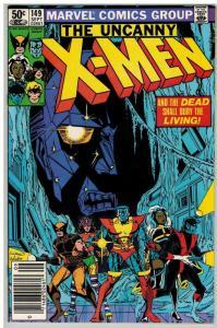 X MEN 149 FN Sept. 1981