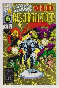 Silver Surfer/Warlock: Resurrection #1 (Marvel, 1993) VF/NM