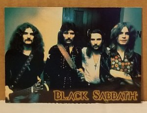 1999 Ozzy Osbourne/Black Sabbath Promo #P1 P2