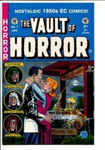 Vault Of Horror-#7-1994- Russ Cochran EC reprint