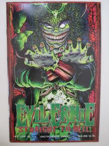 EVIL ERNIE - 8 Issues- ; STRAIGHT TO HELL #1, 5; RETURNS #1, SANTA FE, PIECES...