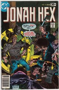 Jonah Hex #15 (Aug-78) NM/NM- High-Grade Jonah Hex