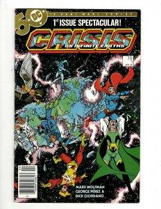 Crisis On Infinite Earths # 1 2 3 4 5 6 7 8 9 10 11 12 DC Comics LTD Series OF2