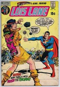 Superman's Girlfriend Lois Lane #110 ORIGINAL Vintage 1971 DC Comics