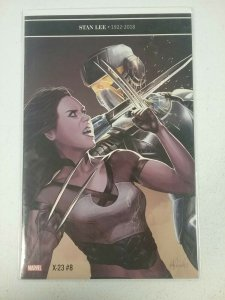 X-23 #8 Marvel Comic NW80