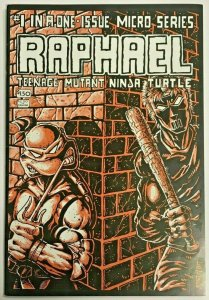 RAPHAEL#1 VF/NM 1985 FIRST PRINT (TMNT) MIRAGE STUDIOS