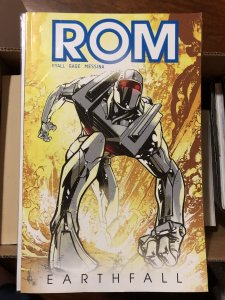 Rom: Earthfall TPB Vol. 1 (2017) FN
