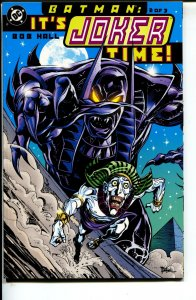 Batman: It's Joker Time!-Bob Hall-Book 2-Paperback