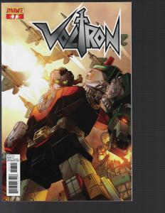 Voltron #7 (Dynamite, 2011)