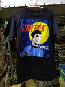 Camiseta de Star Trek, Spok