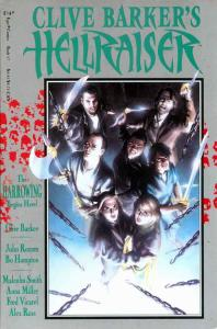 Hellraiser (Clive Barker's…) TPB #17 VF/NM; Epic | save on shipping - details in