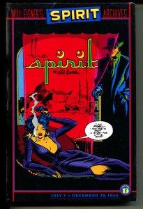 Spirit Archives-Vol 13-Will Eisner-Hardcover