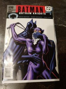 ​BATMAN GOTHAM KNIGHTS #8 CATWOMAN SEXY COVER NM