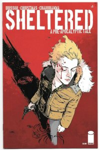 Sheltered #1 - Image Comics 2013 NM