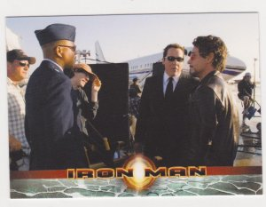 2008 Iron Man Movie Trading Card #65