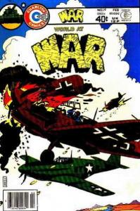 War #19 VG; Charlton | low grade comic - save on shipping - details inside