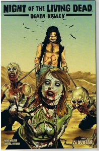 NIGHT of the LIVING DEAD Death Valley #5, NM, Zombies,2011, more NOTLD in store