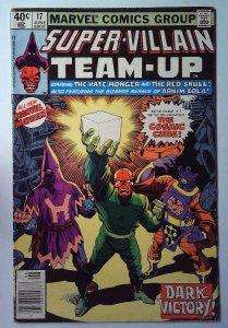 Super-Villain Team-Up #17 (1980)
