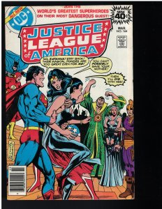 Justice League of America #164 (1979)