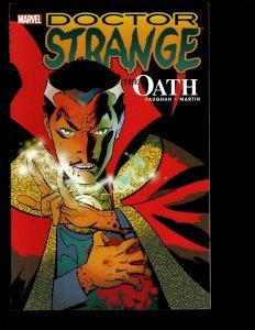 Doctor Strange The Oath Marvel Comic Book TPB Graphic Novel Stephen Strange J401