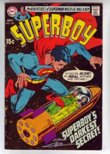 Superboy Signed #158 (Jul-69) FN/VF+ Mid-High-Grade Superboy
